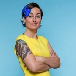 """Comedian Zoe Lyons  to MC """"Double Standards"""" Jazz Concert 4th March"""