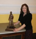 Maquette of Mary Clarke Welcomed – and Christmas Appeal Launched