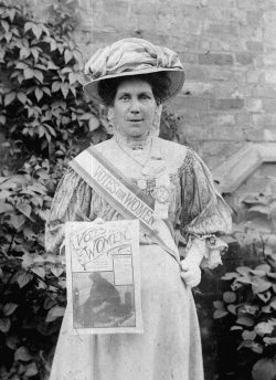 Alice Hawkins – Leicester Suffragette in the Fringe